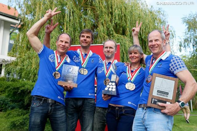 MKB Bank Melges 24 European Championship  2014